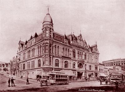2. Duluth Opera House