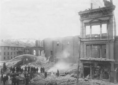 3. Opera House Fire