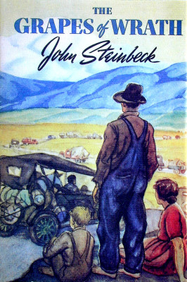 9. Grapes of Wrath