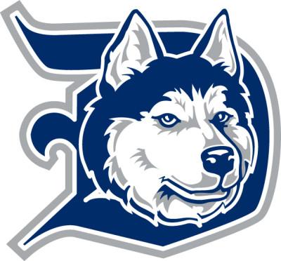 Huskies D head 2768 grey.eps